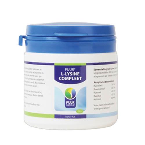 PUUR L-Lysine compleet