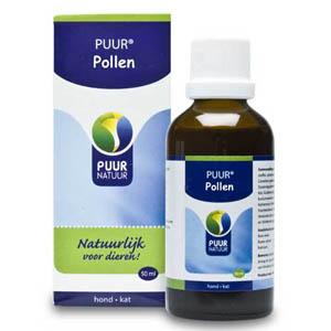 Pollenallergie bij honden