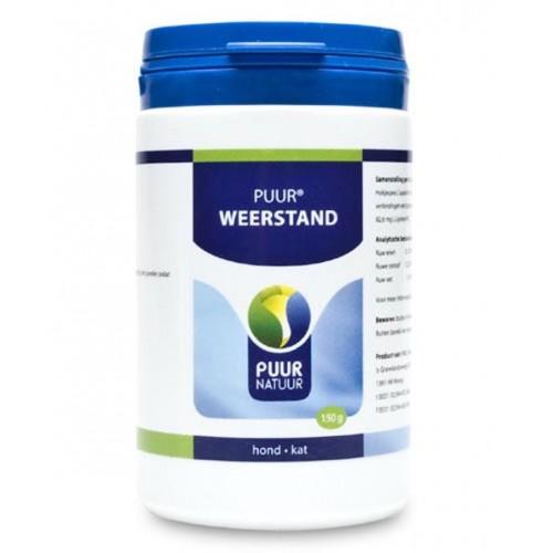 PUUR Weerstand / Resistentia hond