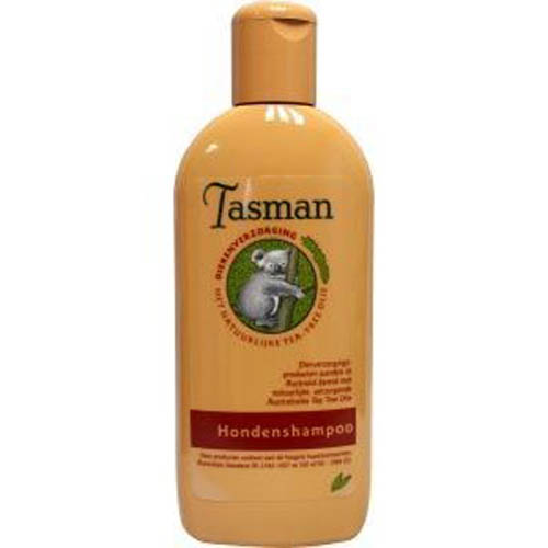 Tasman Hondenshampoo 250ml, 500ml of 5 liter