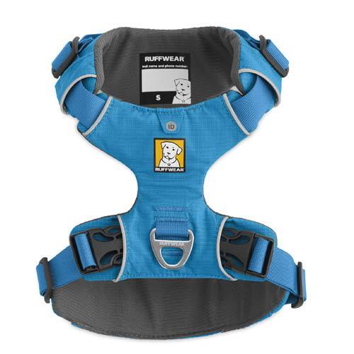 Hondentuig Front Range harness Ruffwear grijs