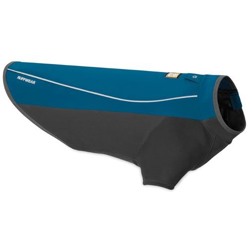 Hondenjas Ruffwear Cloud Chaser blue moon