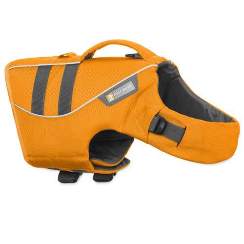 Hondenzwemvest Ruffwear K-9 Float coat wave orange uitverkocht