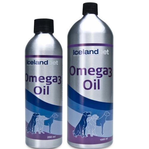 Visolie voor honden - Omega 3 olie