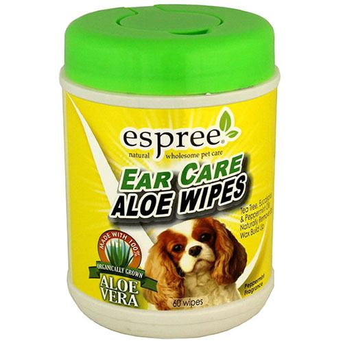 Reinigingsdoekjes hondenoren Espree Ear Care Wipes