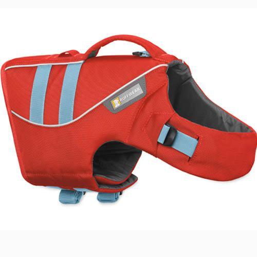 Hondenzwemvest Ruffwear K-9 Float coat rood