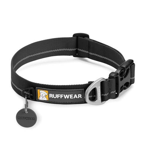 Ruffwear Hoopie collar hondenhalsband zwart