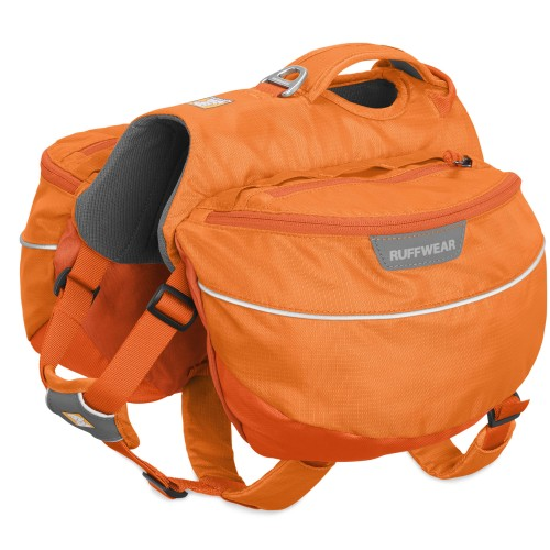 Hondenrugzak Ruffwear Appoach Pack orange poppy