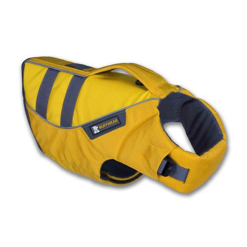 Hondenzwemvest Ruffwear K-9 Float coat geel