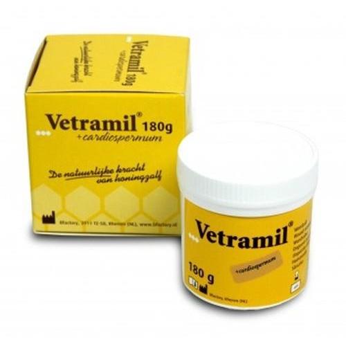 Vetramil honingzalf hond 180gr