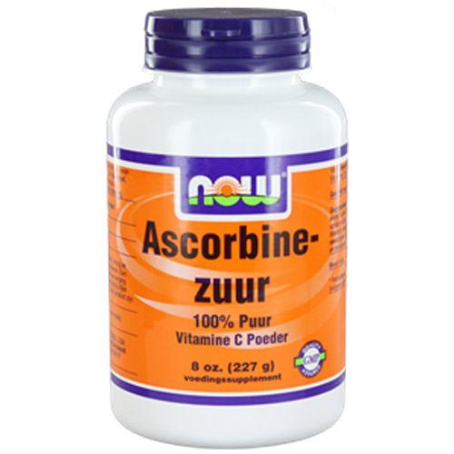 NOW Ascorbinezuur Vitamine C honden